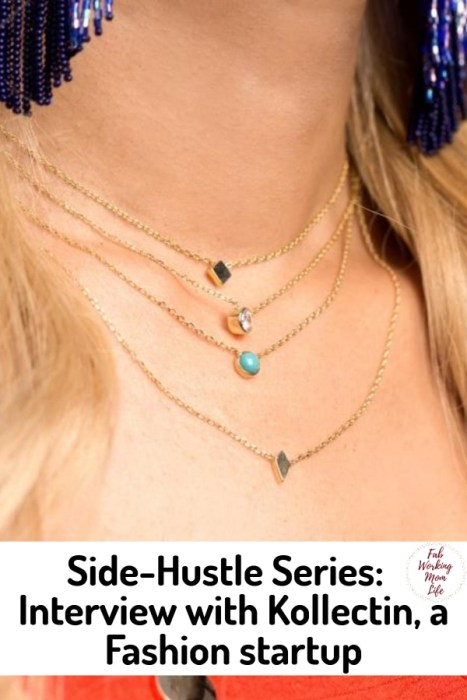 Side-Hustle Series: Interview with Kollectin, a Fashion startup