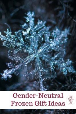 gender neutral frozen gift guide