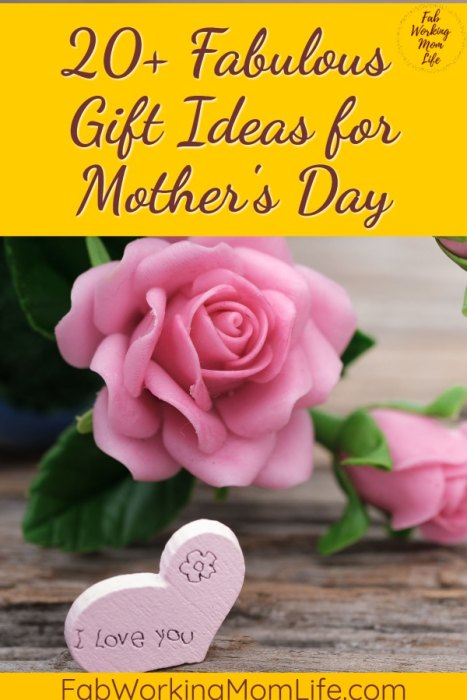 Fabulous gift ideas for mothers day