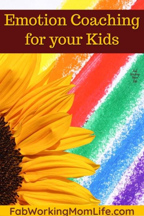 emotion coaching for kids