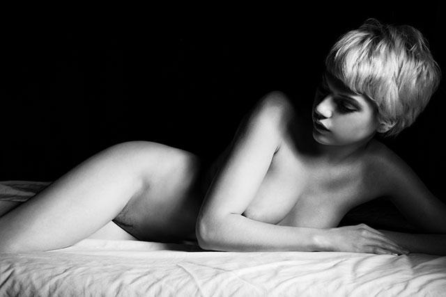 Art Nude photo: Katy Photographed by Faby and Carlo Nicora