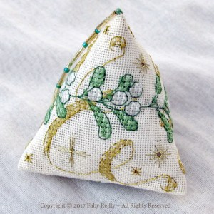 Mistletoe Humbug - Faby Reilly Designs
