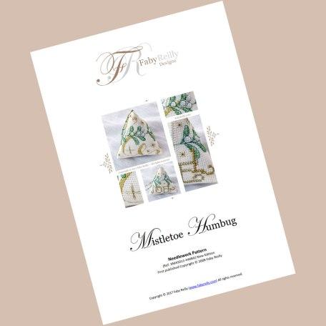 Mistletoe Humbug featured pages
