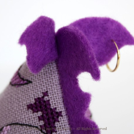 Batty BuddyBug – Faby Reilly Designs