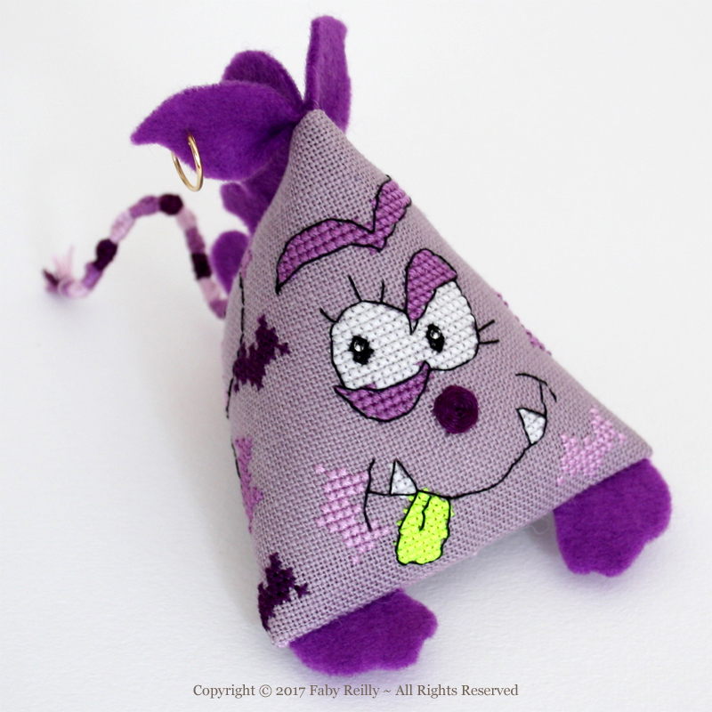 Batty BuddyBug - Faby Reilly Designs