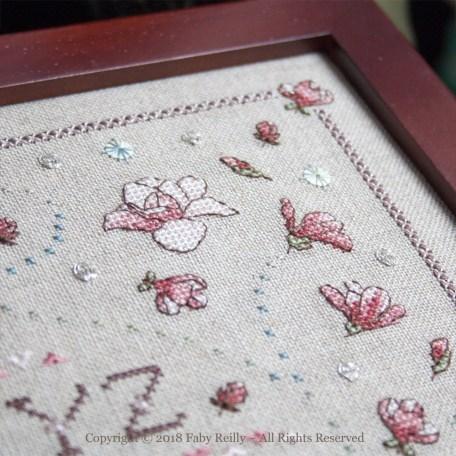 Magnolia Sampler – Faby Reilly Designs