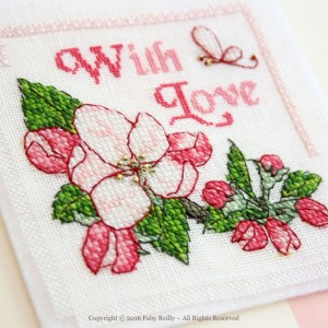 Apple Blossom Card