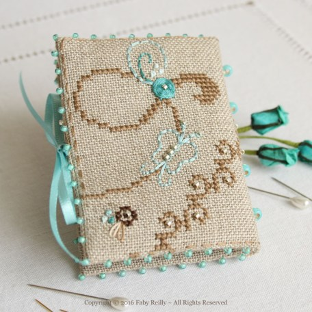 Butterfly Needlebook – Faby Reilly Designs