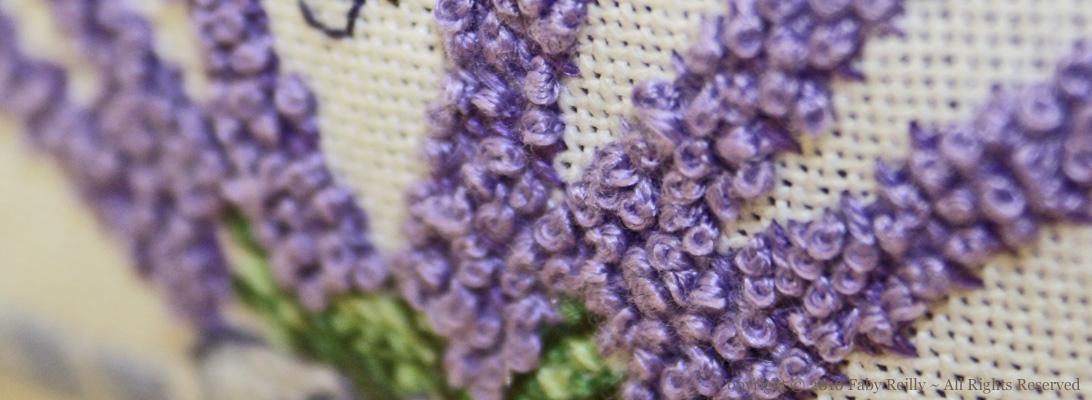 Lavender ORT Bag