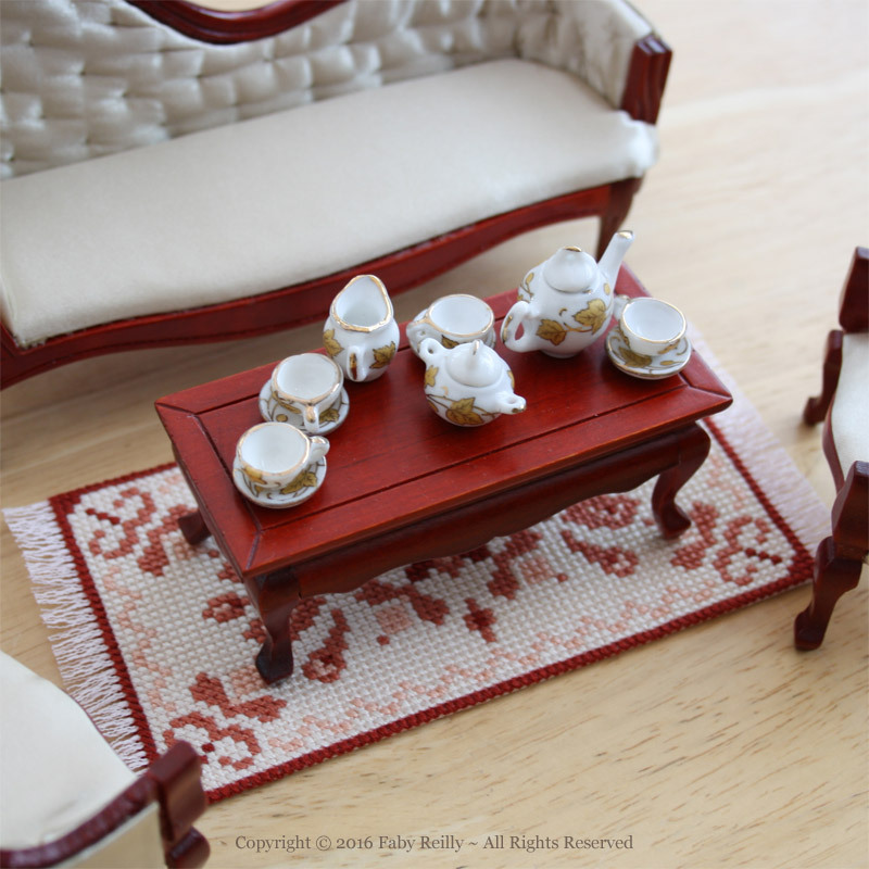 Doll House Small Rug