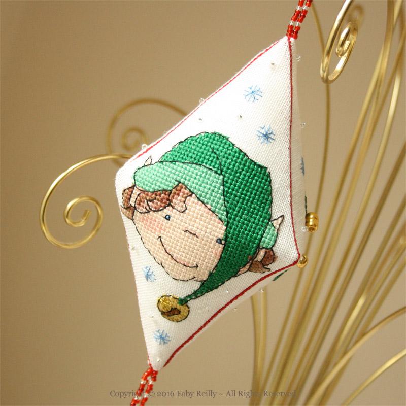 Elrik the Elf Pendant