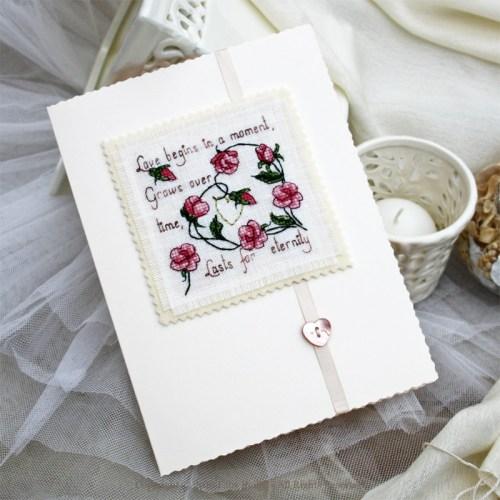 Sweet Roses Card