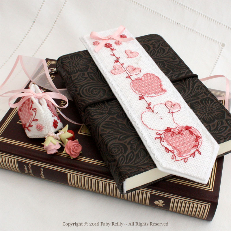 Sweet Heart Bookmark