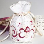 Love Bridesmaid Pouch