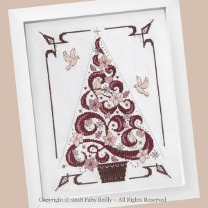 O Tannenbaum in Pink - Faby Reilly Designs
