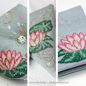 Pink Lotus Set - Faby Reilly Desgins