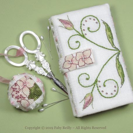 Lizzie Stitching Wallet – Faby Reilly Designs