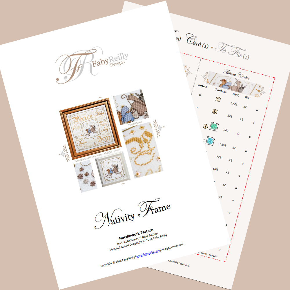 Nativity Humbug – Faby Reilly Designs