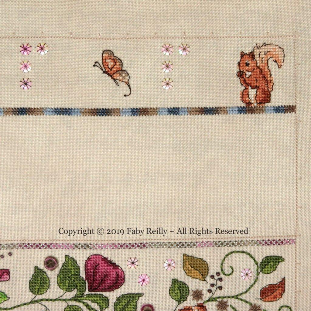 SAL Zoé Partie 6 - Faby Reilly Designs