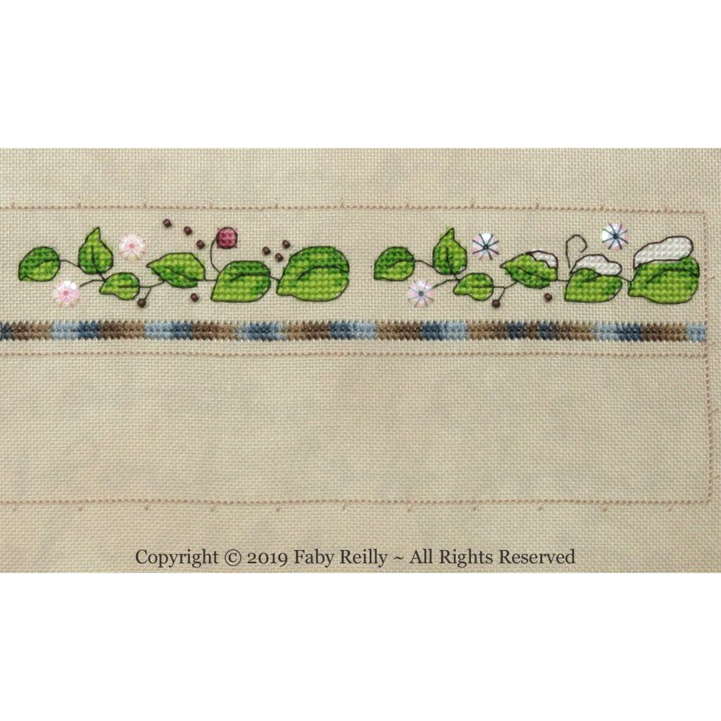 SAL Zoé Partie 8 - Faby Reilly Designs
