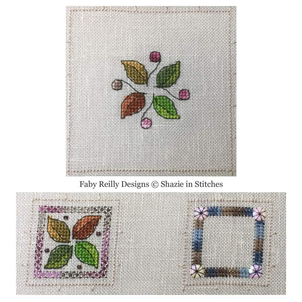 SAL Zoé Partie 11 (by Shazie) - Faby Reilly Designs