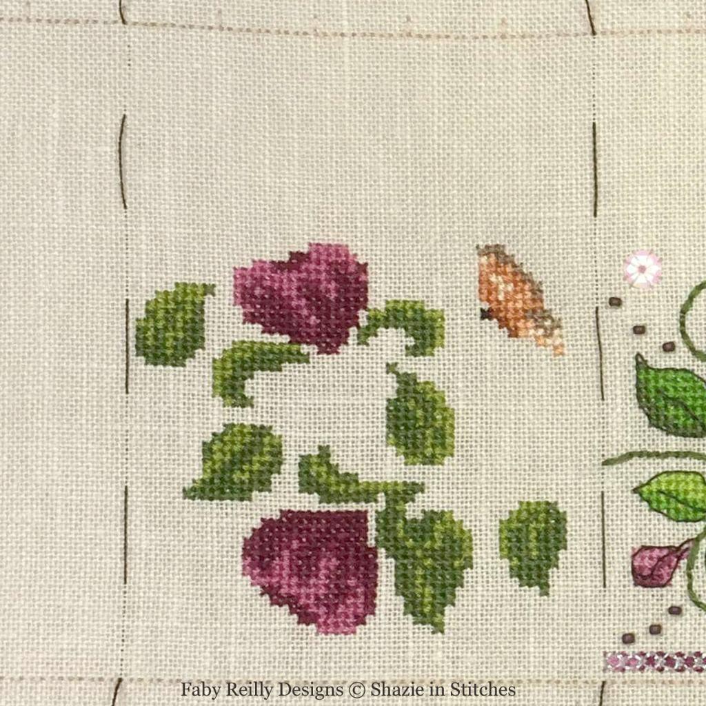 ZoeSAL Part 3A (Platinum - model stitched by Shazie - www.shazieinstitches.co.uk)
