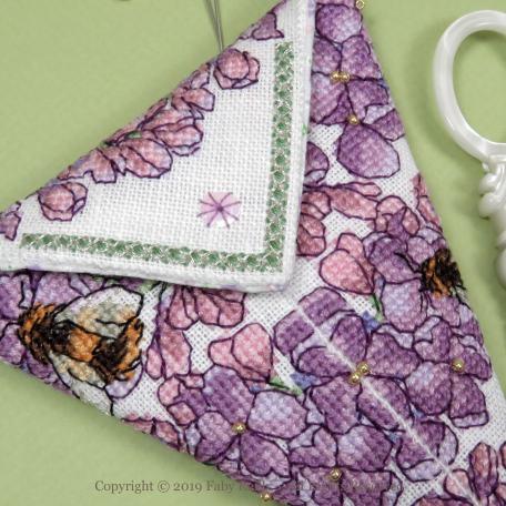Lilac Scissor Case – Faby Reilly Designs