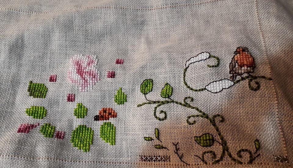 stitched by Liz