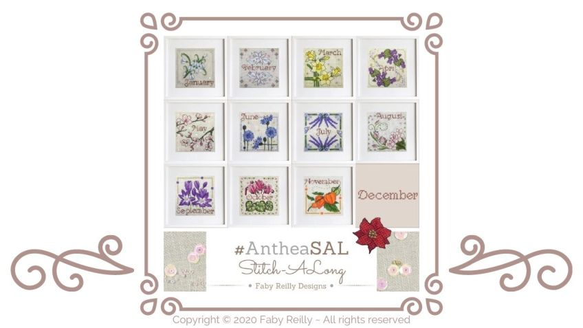 Anthea SAL's very own Blog Post