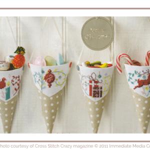 Festive Cones