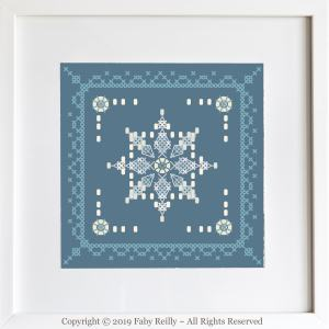 Let it Snow Mini Frames - Faby Reilly Designs