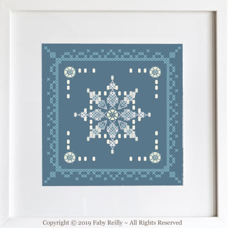 Let it Snow Mini Frames – Faby Reilly Designs