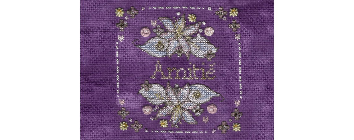 Stitched by Marie-Annick