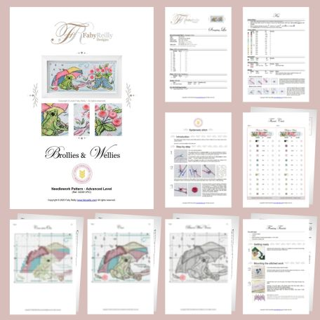 Brollies and Wellies sample pages