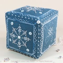 Let it Snow Cube