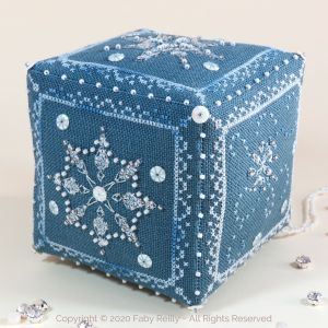 Cube Let it Snow