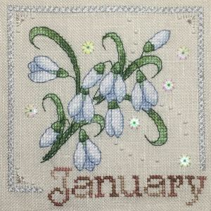 Anthea Calendar • January