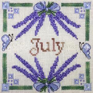 Anthea Calendar • July