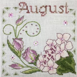 Anthea Calendar • August