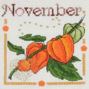 Anthea Calendar • November