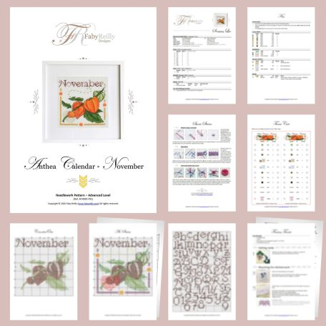 Anthea November 03 – Faby Reilly Designs