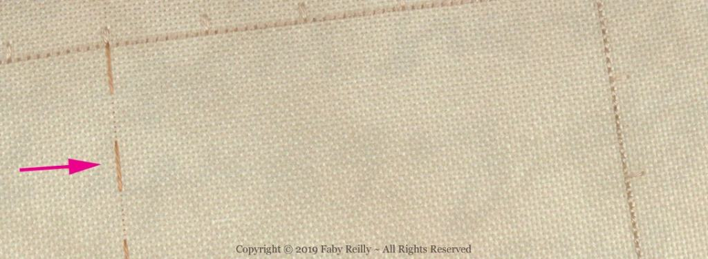 SAL Zoé - Faby Reilly Designs