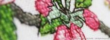 Poubelle à fils Fleur de Pommier