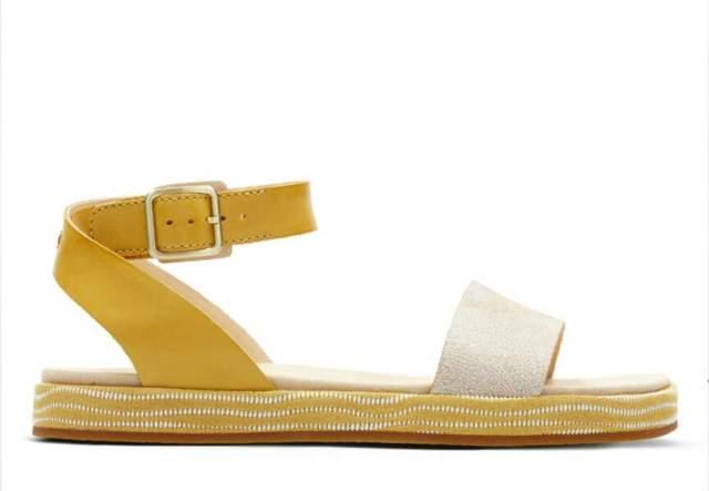 Chaussures confortables : les demi-pointures de Clarks
