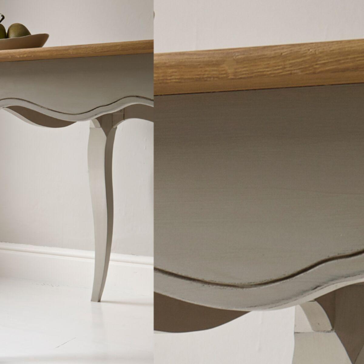 comment repeindre une table en bois