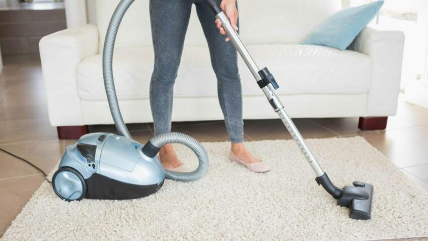 comment nettoyer un tapis nos astuces
