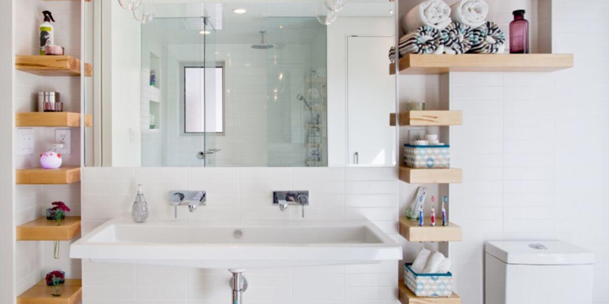 petite salle de bain 20 astuces gains