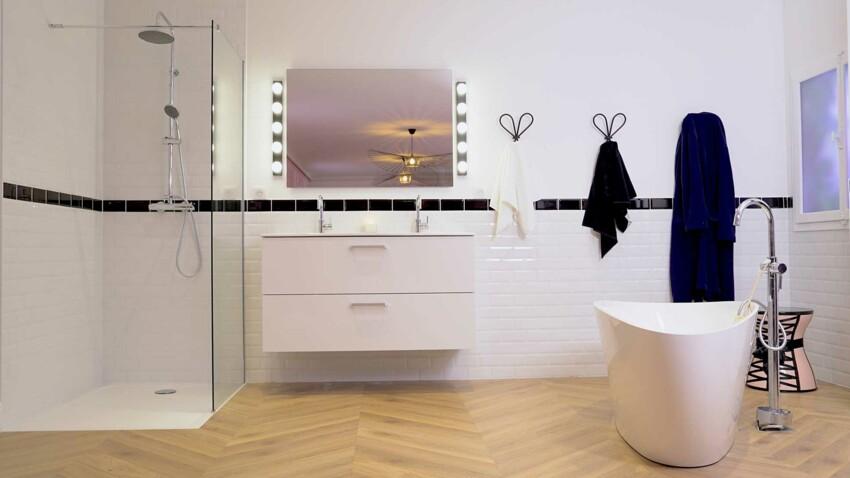 Une Salle De Bain Moderne Femme Actuelle Le Mag