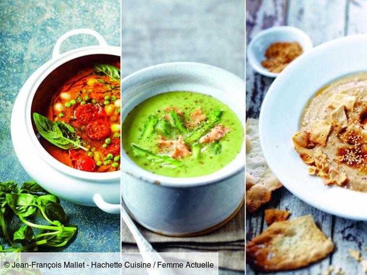 Calories Dans Soupe Aux Légumes Maison | Ventana Blog