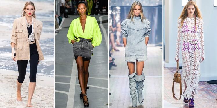 les tendances mode printemps ete 2019